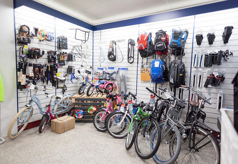 foto 2 - Piet de Jongh fietsenwinkel
