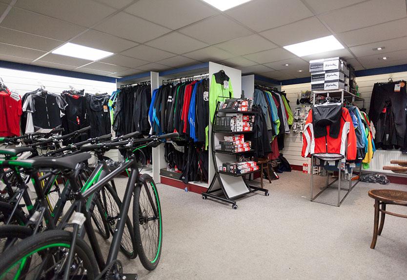 foto 3 - Piet de Jongh fietsenwinkel